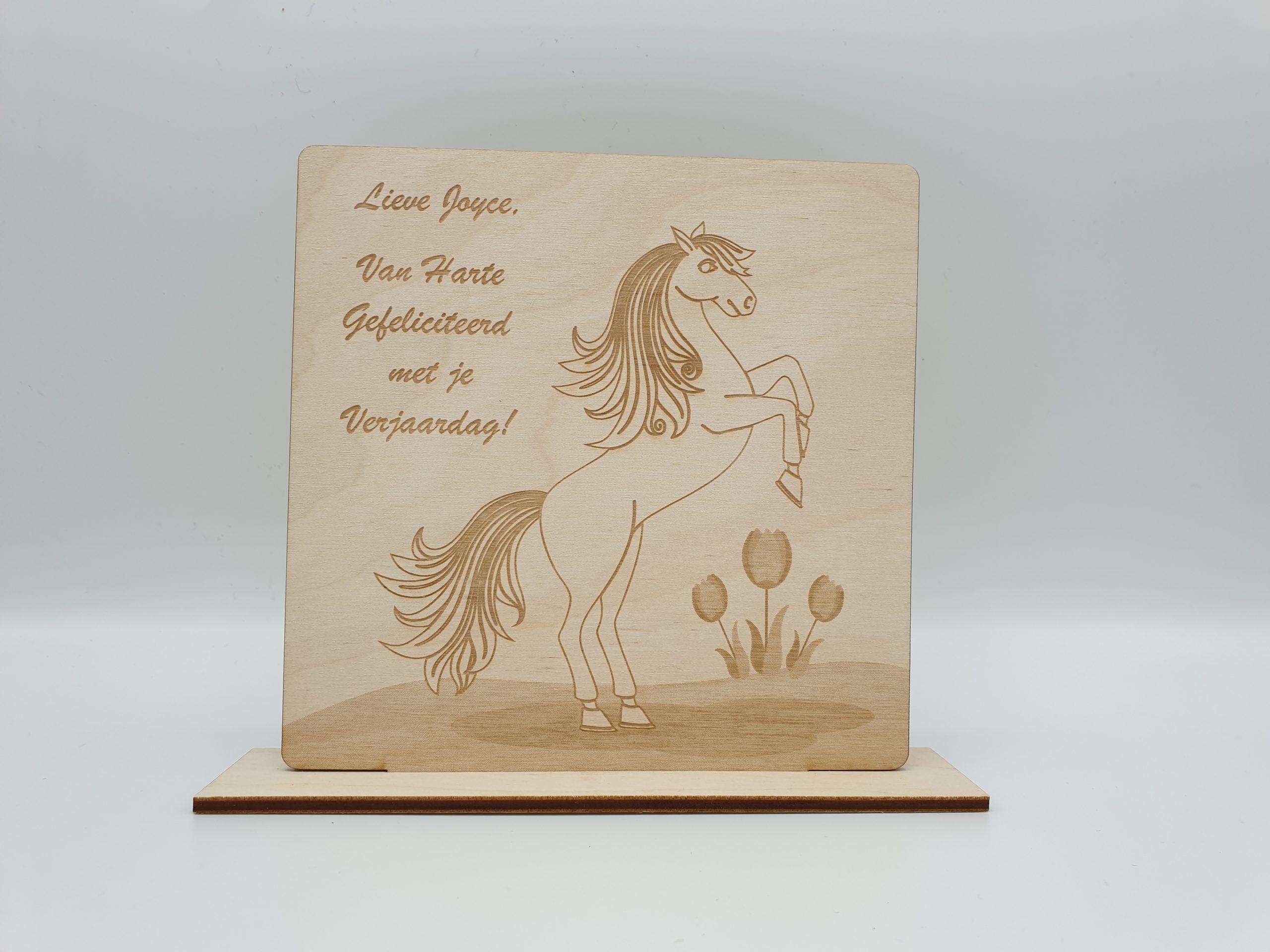 6. Paard