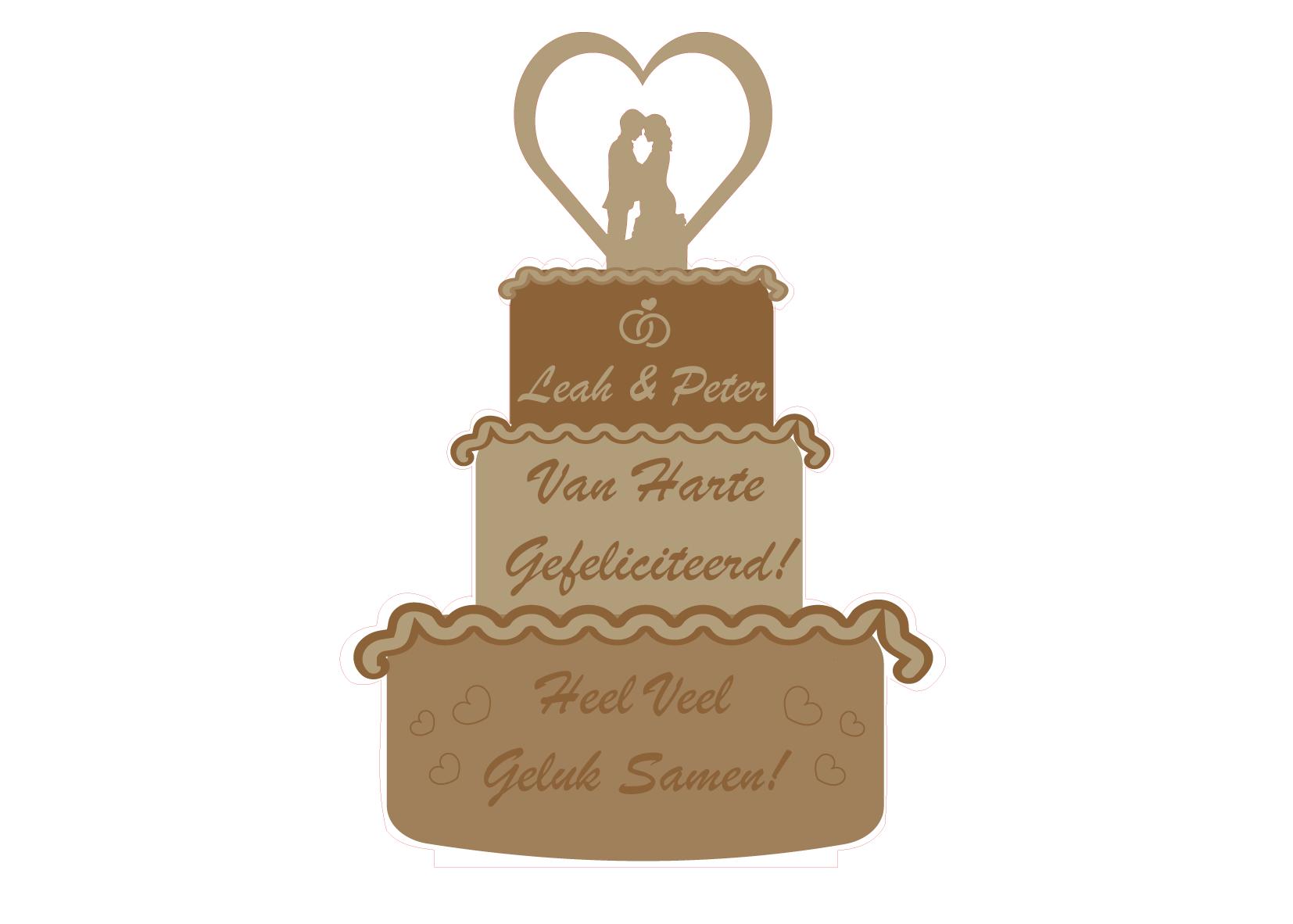 3. Bruidspaar